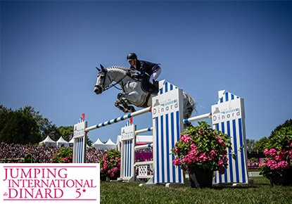 Jumping international di Dinard CSI*****